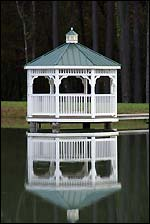 Gazebo at Silver Creek Plantation